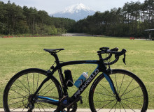 ロードバイク初心者のMt.富士ヒルクライムへの道①